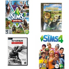 239 Pcs – Games, Nintendo, Software, Cases – Customer Returns – Electronic Arts, Ubisoft, CI Games, Avanquest