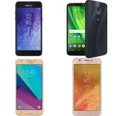 CLEARANCE! 31 Pcs - Mobile & Smartphones - Refurbished (GRADE A, GRADE B, GRADE C - Not Activated) - Samsung, Motorola, LG, Nokia