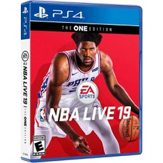 80 Pcs - Electronic Arts NBA Live 19 For PlayStation 4 - Used, New, Like New, Open Box Like New - Retail Ready