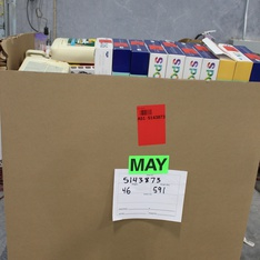 Clearance! Pallet - 278 Pcs - Hardware - Brand New - Retail Ready - Spot On, Graco, Inc, Olympic, HANDy