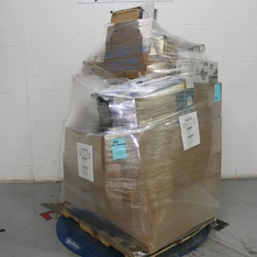 6 Pallets - 244 Pcs - Vacuums, Accessories, Curtains & Window Coverings, Kitchen & Dining - Customer Returns - BLACK & DECKER, Filtrete, Mainstay's, Bodum