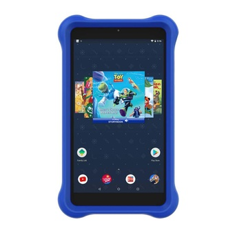 18 Pcs – Packard Bell M7600BL 7″ Disney Edition airBook Kids Tablet Blue – Refurbished (GRADE A)