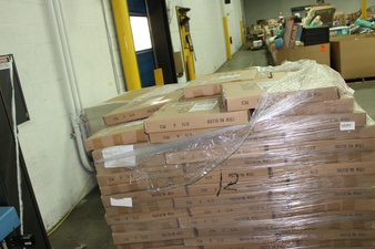 CLEARANCE! 6 Pallets – 5797 Pcs – Calendars, Office Supplies, Arts & Crafts, Stationery & Invitations – Customer Returns – AT-A-GLANCE, Blue Sky, Lang, Day-Timer