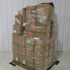 Pallet - 940 Pcs - Clothing, Shoes & Accessories - Brand New - Retail Ready - Goodfellow & Co, Dickies, Original Use, EV LGBT Pride