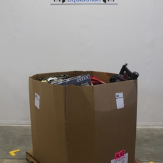 Pallet - 25 Pcs - General Merchandise - Backpacks, Bags, Wallets & Accessories, Luggage, Jackets & Outerwear - Customer Returns - Dyson, Protege, iFly, Coleman