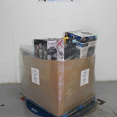 Pallet - 21 Pcs - Camping & Hiking, Heaters, Kitchen & Dining - Tested NOT WORKING - Dyna-Glo, Bestway, Jasco, Aerobed