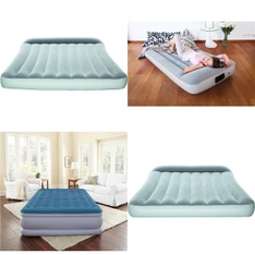 3 Pallets - 82 Pcs - Camping & Hiking, Mattresses, Blankets, Throws & Quilts, Bedding Sets - Customer Returns - Bestway, Beautyrest, Tranquility, Mainstays