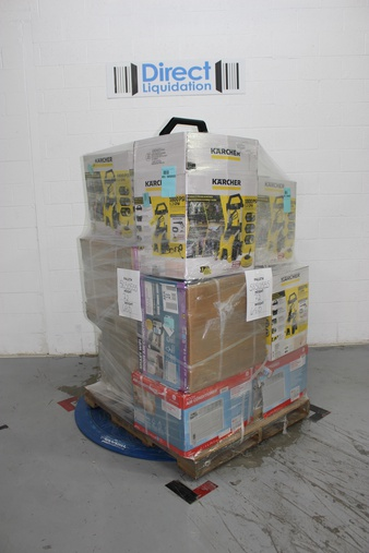 Pallet – 12 Pcs – Air Conditioners – Customer Returns – GE