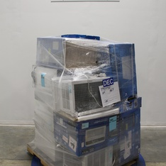 Pallet - 13 Pcs - General Merchandise - Air Conditioners, Humidifiers / De-Humidifiers - Customer Returns - Midea, Hamilton Beach