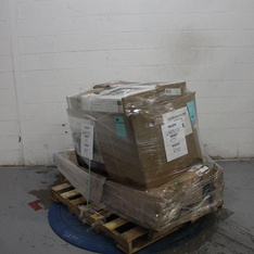 6 Pallets - 434 Pcs - Cordless / Corded Phones, Receivers, CD Players, Turntables, Power Tools, Powered - Customer Returns - VTECH, Mainstay's, Audio-Technica, Jetson