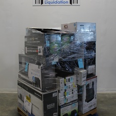 Pallet - 24 Pcs - Speakers, Portable Speakers, Monitors - Customer Returns - Ion, Onn, Samsung, HP
