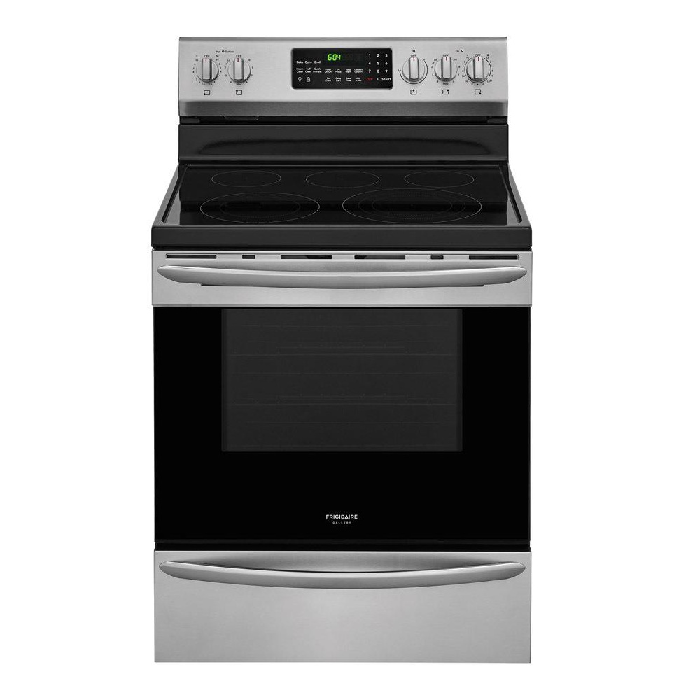 Freestanding 5 Element Electric Range