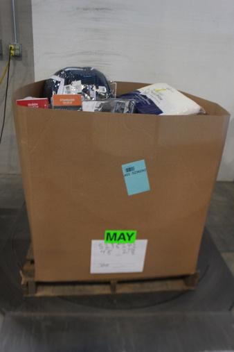Pallet – 19 Pcs – Comforters & Duvets, Sheets, Pillowcases & Bed Skirts, Pillows – Customer Returns – Mainstays, Dream Serenity