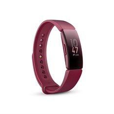 10 Pcs – Fitbit FB412BYBY Inspire Activity Tracker with S & L Band, One Size, Sangria – Refurbished (GRADE A)