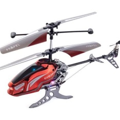 8 Pcs – Rooftop 15021 Propel RC Gyropter 3 Channel IR Gyro Helicopter – New – Retail Ready
