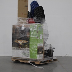 Truckload – 26 Pallets – 505 Pcs – Hardware, Accessories, Other, Patio – Customer Returns