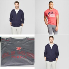 99 Pcs - Men`s T-Shirts, Polos, Sweaters - New - Retail Ready - Goodfellow & Co, Rivalry Threads 91, Awake, Goodfellow & Co