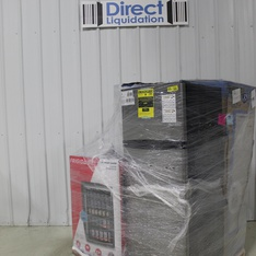 Pallet – 4 Pcs – Freezers, Refrigerators – Customer Returns – Thomson