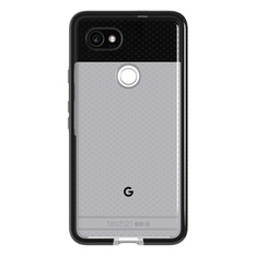 31 Pcs - Tech21 Google Pixel 2 XL Case Evo Check - Smokey/Black, Gray - New, Open Box Like New - Retail Ready