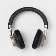 13 Pcs - Heyday Wireless On Ear Headphones Gray Gold - (GRADE A)