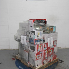 Pallet - 41 Pcs - Heaters, Fans, Accessories, Fireplaces - Customer Returns - Mainstay's, Honeywell