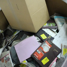 Clearance! Pallet - 1141 Pcs - Office Supplies, Books, Calendars, Hair Care - Customer Returns - AT-A-GLANCE, Mead, Day-Timer, Day Runner
