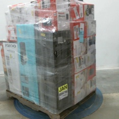 Pallet – 23 Pcs – Heaters, Bar Refrigerators & Water Coolers – Customer Returns – Honeywell, Igloo