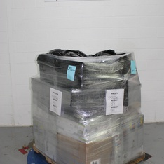 6 Pallets - 1374 Pcs - In Ear Headphones, Lamps, Parts & Accessories, Chargers, Accessories - Customer Returns - Apple, One For All, Monster, Targus