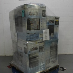 Pallet - 9 Pcs - Bar Refrigerators & Water Coolers - Customer Returns - Galanz