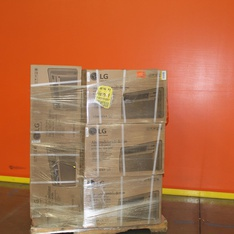 Pallet - 8 Pcs - Air Conditioners - New - LG
