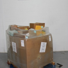 Pallet - 77 Pcs - Hardware, Tool Accessories - Customer Returns - Everflow, Alpen, HITACHI, SAMMYS