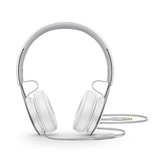 5 Pcs - Beats by Dr. Dre EP White Wired On Ear Headphones ML9A2LL/A - Refurbished (GRADE A)