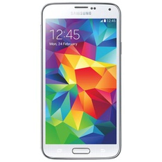 15 Pcs - Samsung SM-G900W Galaxy S5 16GB White LTE - Refurbished (BRAND NEW)