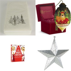 53 Pcs - Holidays - Christmas - New - Retail Ready - Hearth & hand, Paramount, Universal Home Video, One Holiday Way