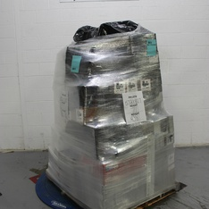 Pallet - 265 Pcs - In Ear Headphones, Boombox, Shelf Stereo System, Other - Customer Returns - Blackweb, Onn, Tzumi, LG