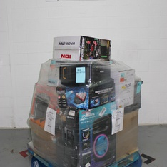 Pallet - 15 Pcs - Portable Speakers, Speakers - Tested NOT WORKING - Ion, PyleHome, Monster, Panasonic