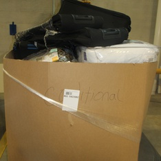 Pallet - 18 Pcs - Luggage, Bedding Sets - Customer Returns - Mainstays, Protege, Better Homes and Gardens