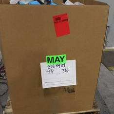 Clearance! Pallet - 297 Pcs - Lighting & Light Fixtures, Hardware - Brand New - Retail Ready - Portfolio, Project Source, Osram, allen + roth