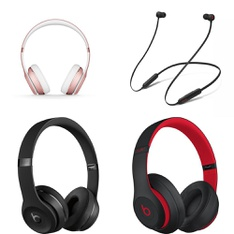 25 Pcs – Mixed Beats By Dre. (Tested NOT WORKING) – Models: MX442LL/A, MX432LL/A, MYMC2LL/A, MX422LL/A