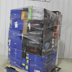 Pallet - 39 Pcs - Home Audio & Theater - Customer Returns - Onn, ION Audio, Blackweb, LG
