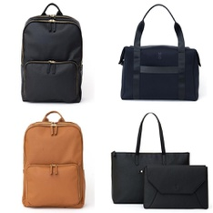 6 Pcs - Backpacks, Bags, Wallets & Accessories - New - Retail Ready - Motile
