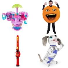 150 Pcs - Toys - Like New, Used, Open Box Like New, New Damaged Box - Retail Ready - Hatchimals, License 2 Play, Forum Novelties, Marvel