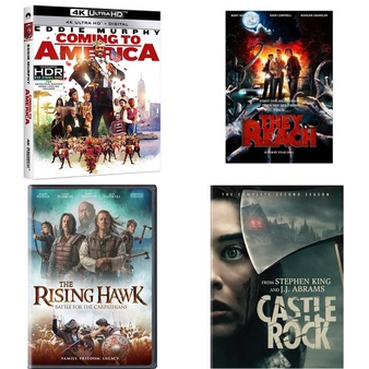 23 Pcs – Movies & TV Media – Used, Like New, New, Open Box Like New – Retail Ready – Paramount, Shout! Factory, Mill Creek Ent, Paramount Pictures