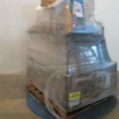 3 Pallets – 47 Pcs – Vehicles, Trains & RC, Vehicles, Not Powered – Customer Returns – New Bright, Huffy, VTECH, Kid Connection