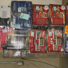Pallet - 19 Pcs - Toasters & Ovens, Slow Cookers, Roasters, Rice Cookers & Steamers - Customer Returns - Oster, Emeril Lagasse