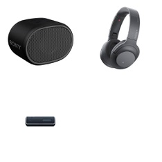 17 Pcs – Sony Headphones & Portable Speakers – Refurbished (GRADE A) – Models: SRSXB01/BMC4, SRSXB21/B, WHH900N/B