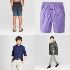 66 Pcs - Clothing -> Boys - New - Retail Ready - art class, Cat & Jack, Outerstuff, C9 Champion