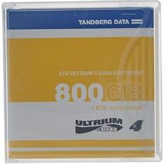 25 Pcs - Lenovo 0B33103 Tandberg Data 800GB LTO Ultrium 4 Data Cartridge - New - Retail Ready