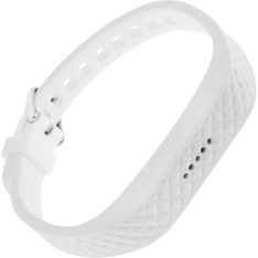 25 Pcs - BlackWeb BWB16WA053 Flex 2 Quilted Replacement Band White - Like New, New - Retail Ready