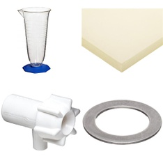100 Pcs – Industrial Supplies – Used, New, Like New – Retail Ready – Small Parts, Nalgene, Shaxon, Talboys